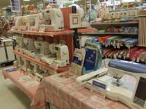 山下ミシン延岡ジャスコ店(11月30日閉店致しました。)